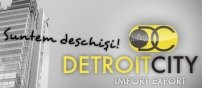 Detroit City Import Export SRL
